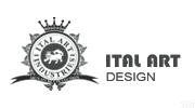 Ital Art Design Logo